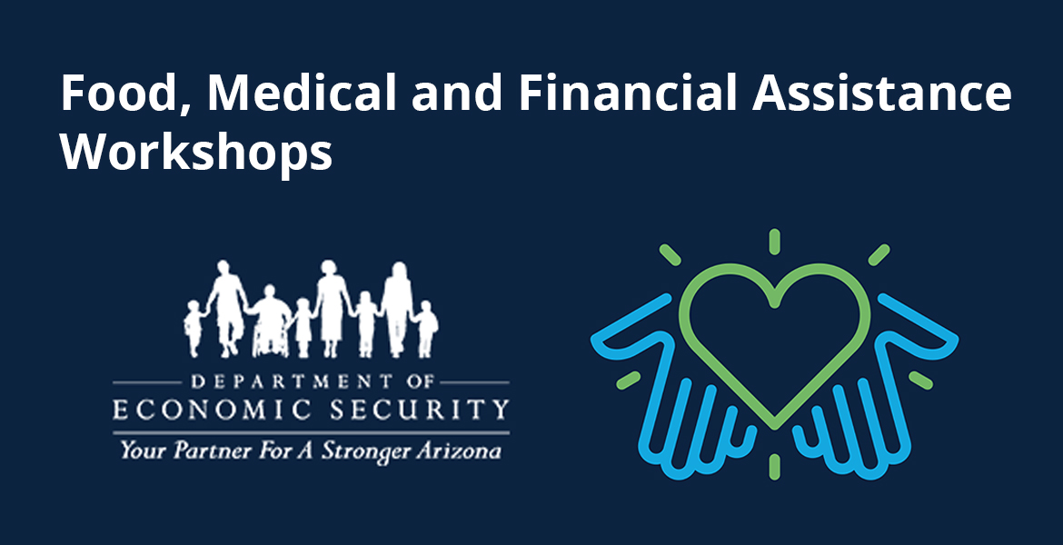 Food, Medical and Financial Assistance Workshops for Students