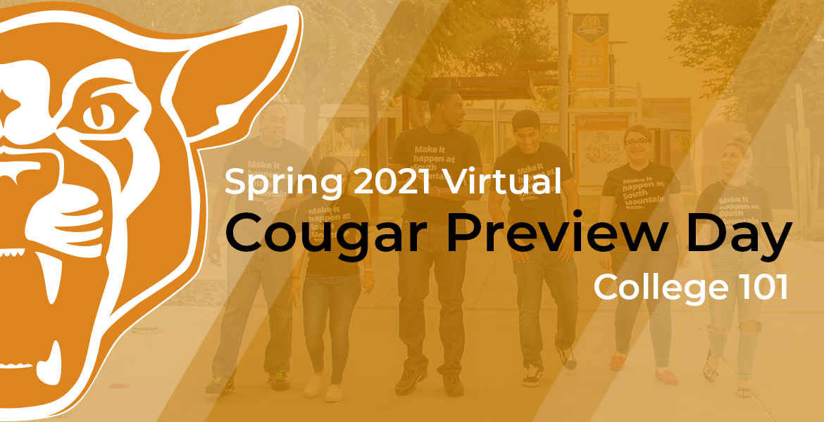 Virtual Cougar Preview Day