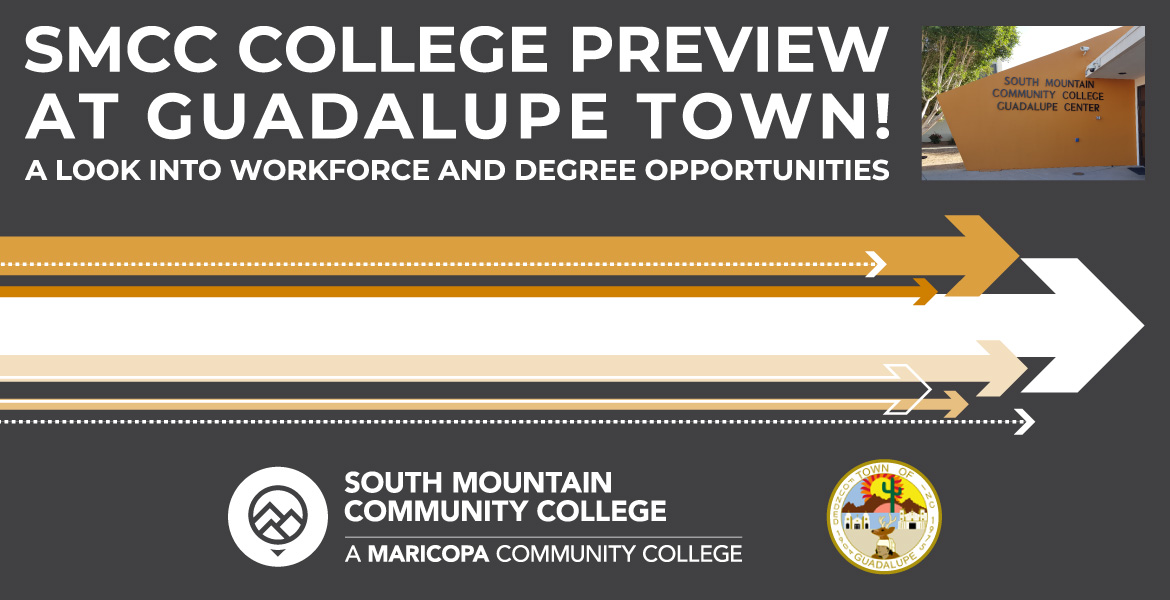 SMCC College Preview at Guadalupe Town!