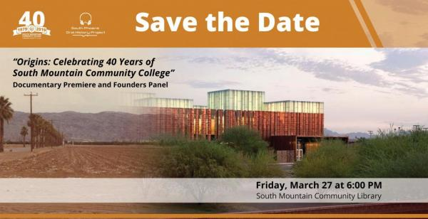 South Phoenix Oral History Project screening