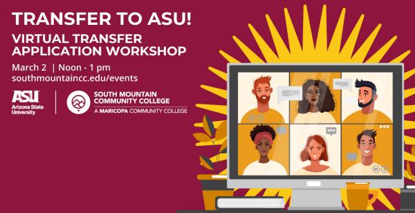 Transfer to ASU! Workshop