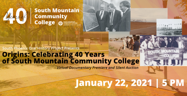 Celebrating 40 Years of South Mountain Community College