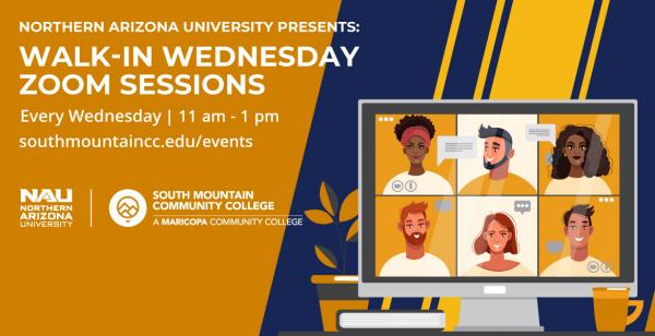 NAU Walk-In Wednesday