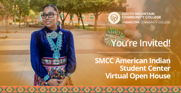 American Indian Student Center Virtual Open House!