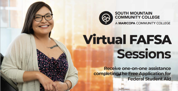 Virtual FAFSA Sessions