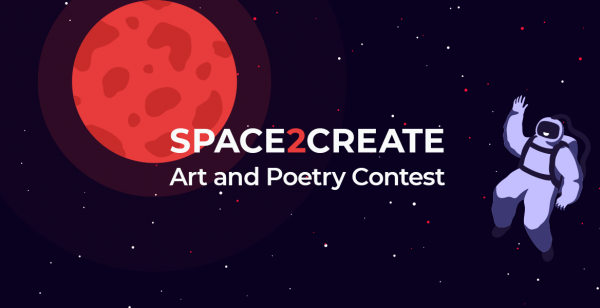 Space2Create Art and Poetry Contest